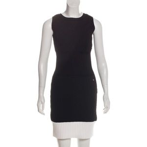 Fitted Chanel dress